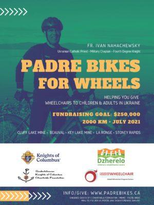 Padre Bikes Poster
